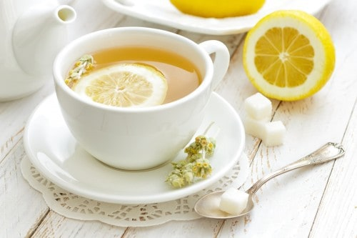 Lemon tea