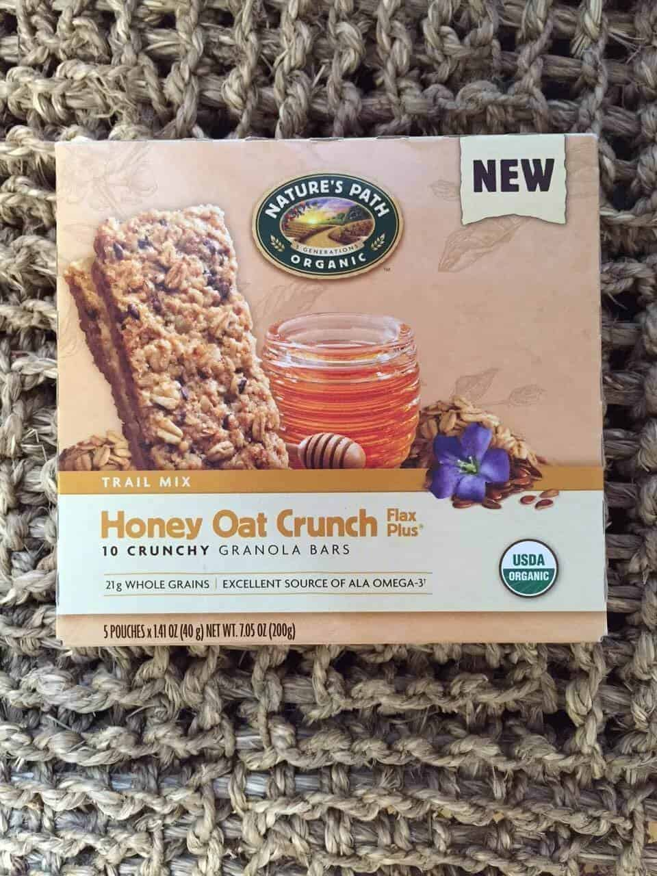 Nature's Path Granola Bars from Thrive Market