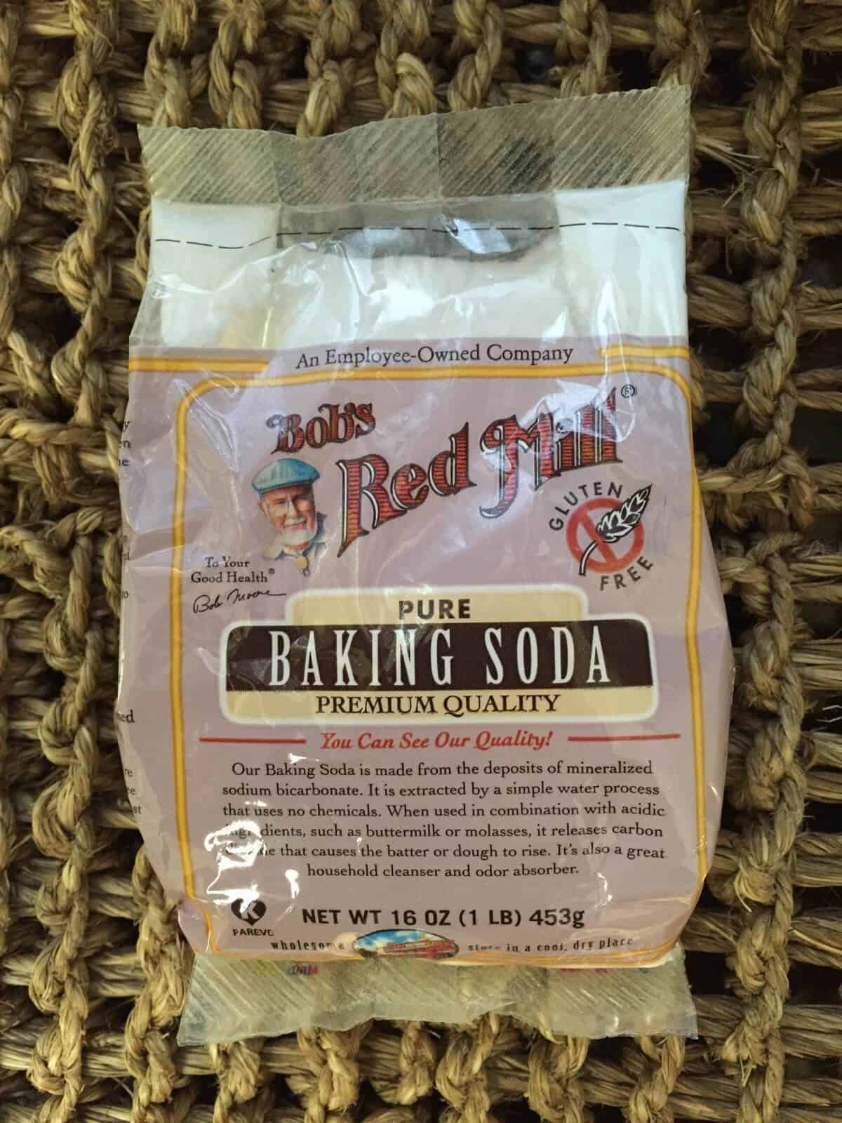 Bob's Red Mill Baking Soda from Thrive Market