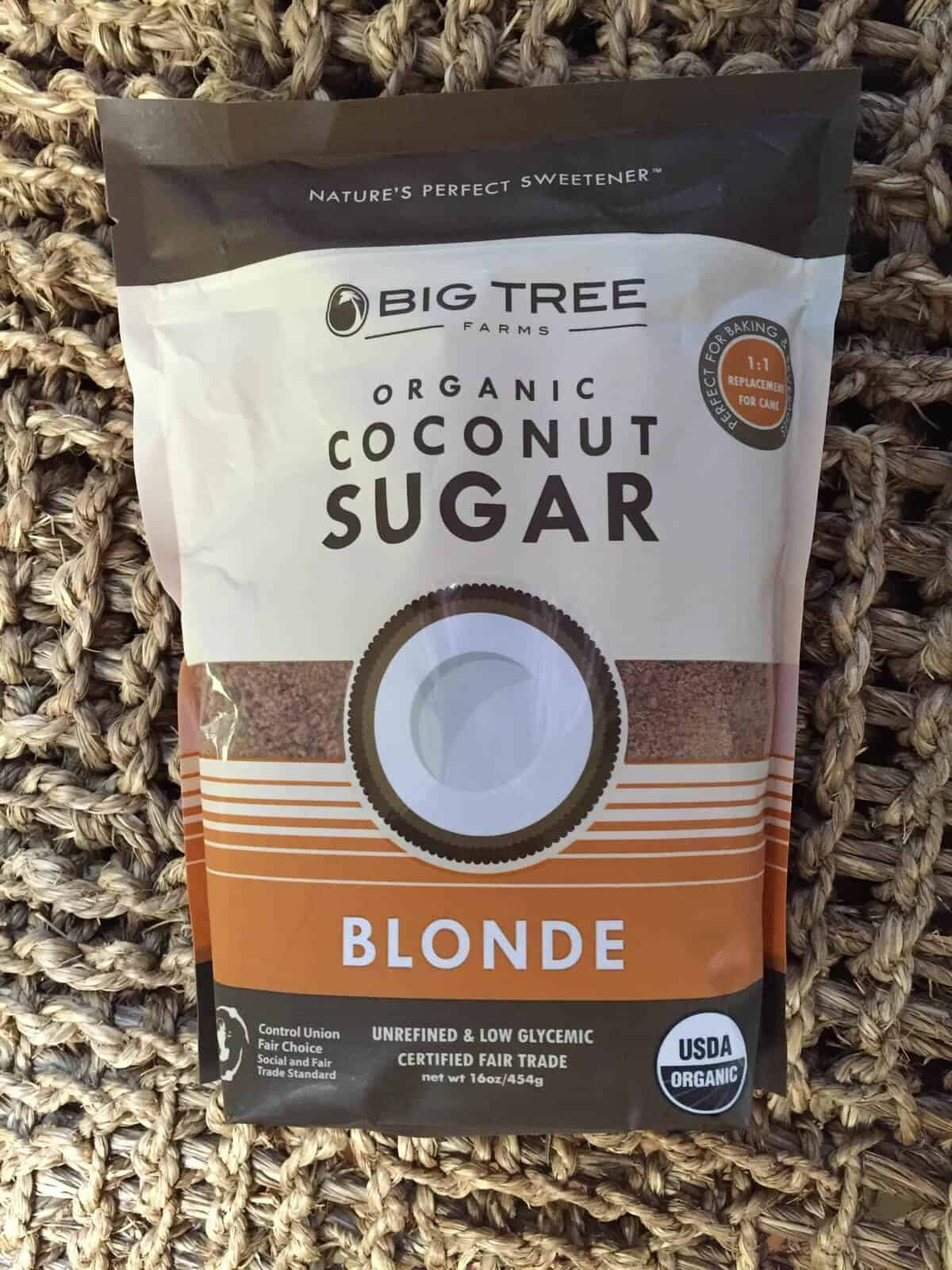 Big Tree Farms Organic Coconut Sugar from Thrive Market