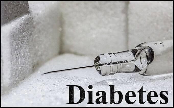 Diabetes shot