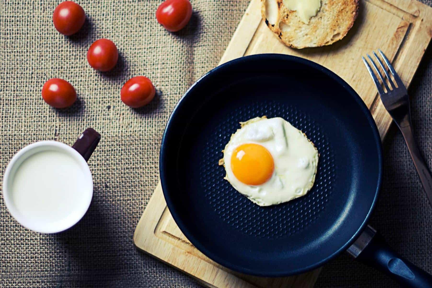 Superfoods - eggs