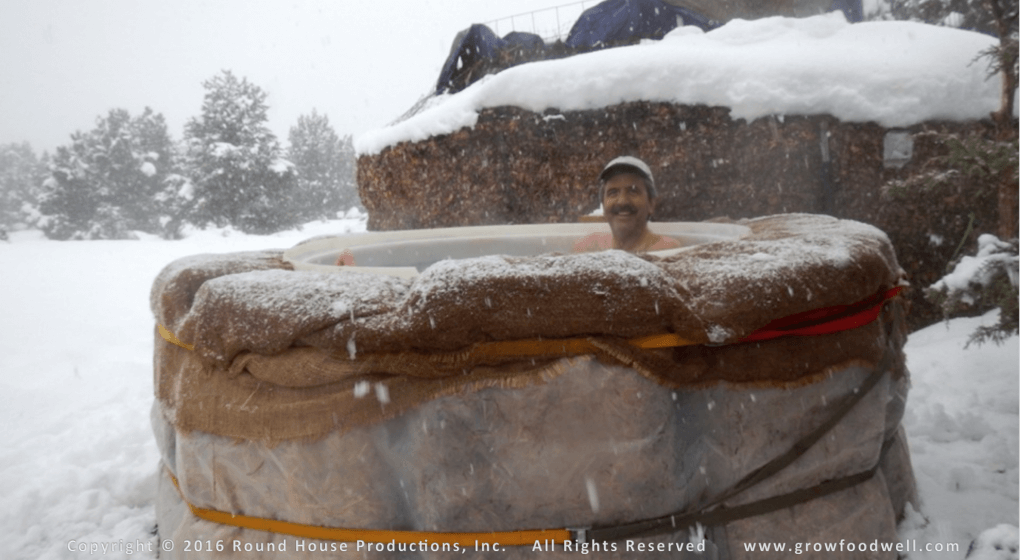 how to make a hot tub hot