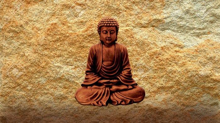 meditation statues