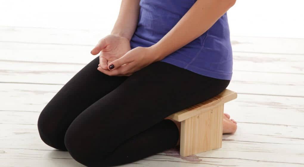 choose a meditation bench