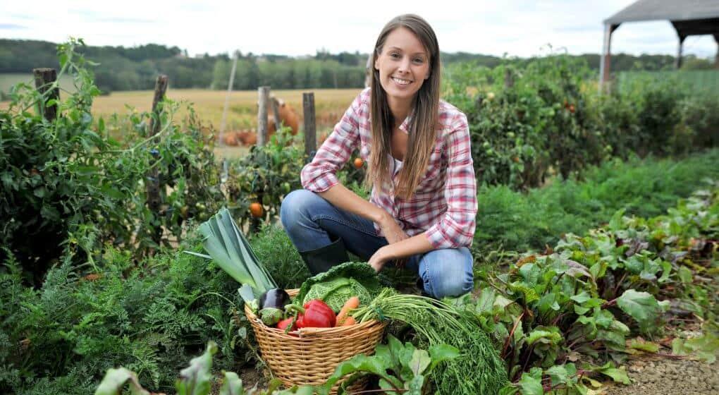 Organic gardening guru