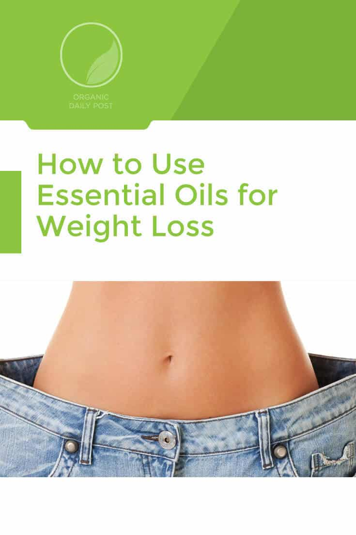 From fat melting massage oil to calorie torching tea and body slimming inhalers, learn how essential oils can keep you in your skinny jeans.