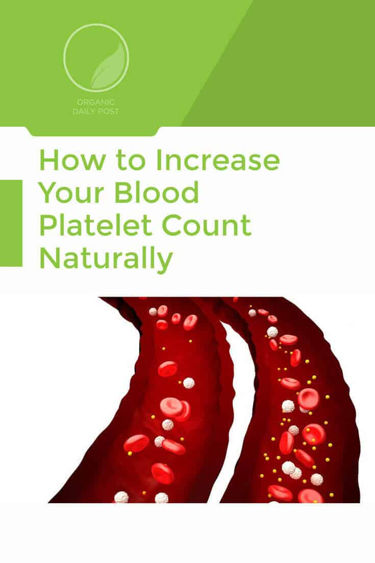 Natural remedies plus 8 foods to eat and 2 foods to AVOID for increasing your blood platelet count.