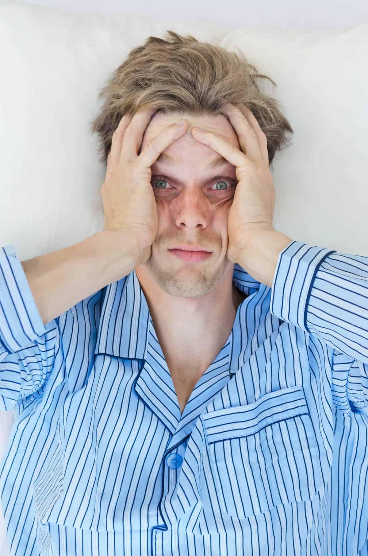 Insomnia or sleeplessness