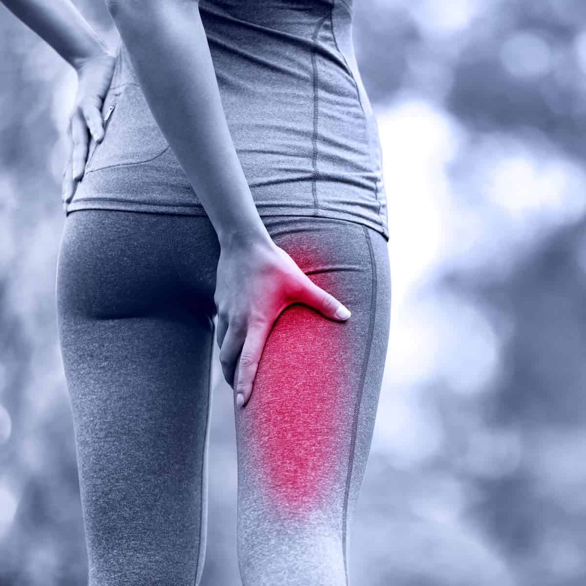 Muscle spasms or cramps