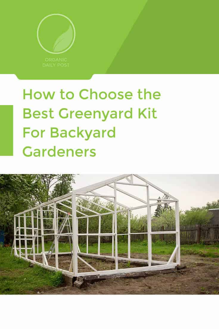 Buying a greenhouse kit can be a huge timesaver. Here's a complete decision guide to help you.