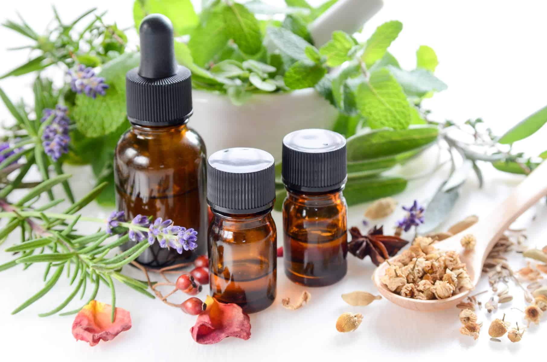 Just Natural Essential Oils