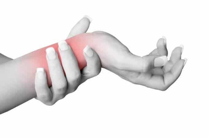 Inflammation - Joint or wrist pain