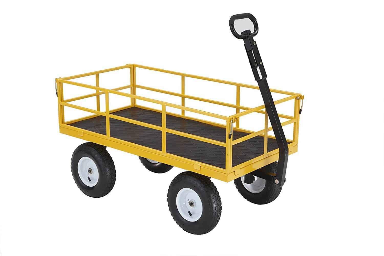 Gorilla Carts Utility Cart