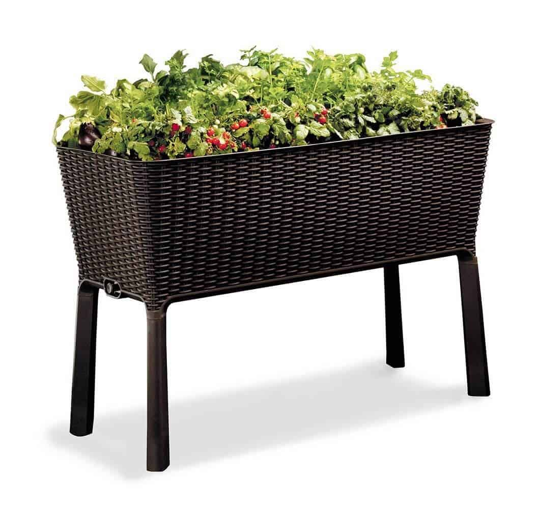 Keter Easy Grow Patio Garden Flower