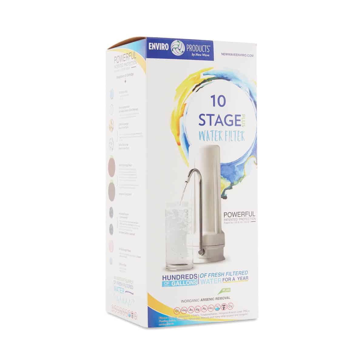 Premium 10 Stage Plus Water Filter System