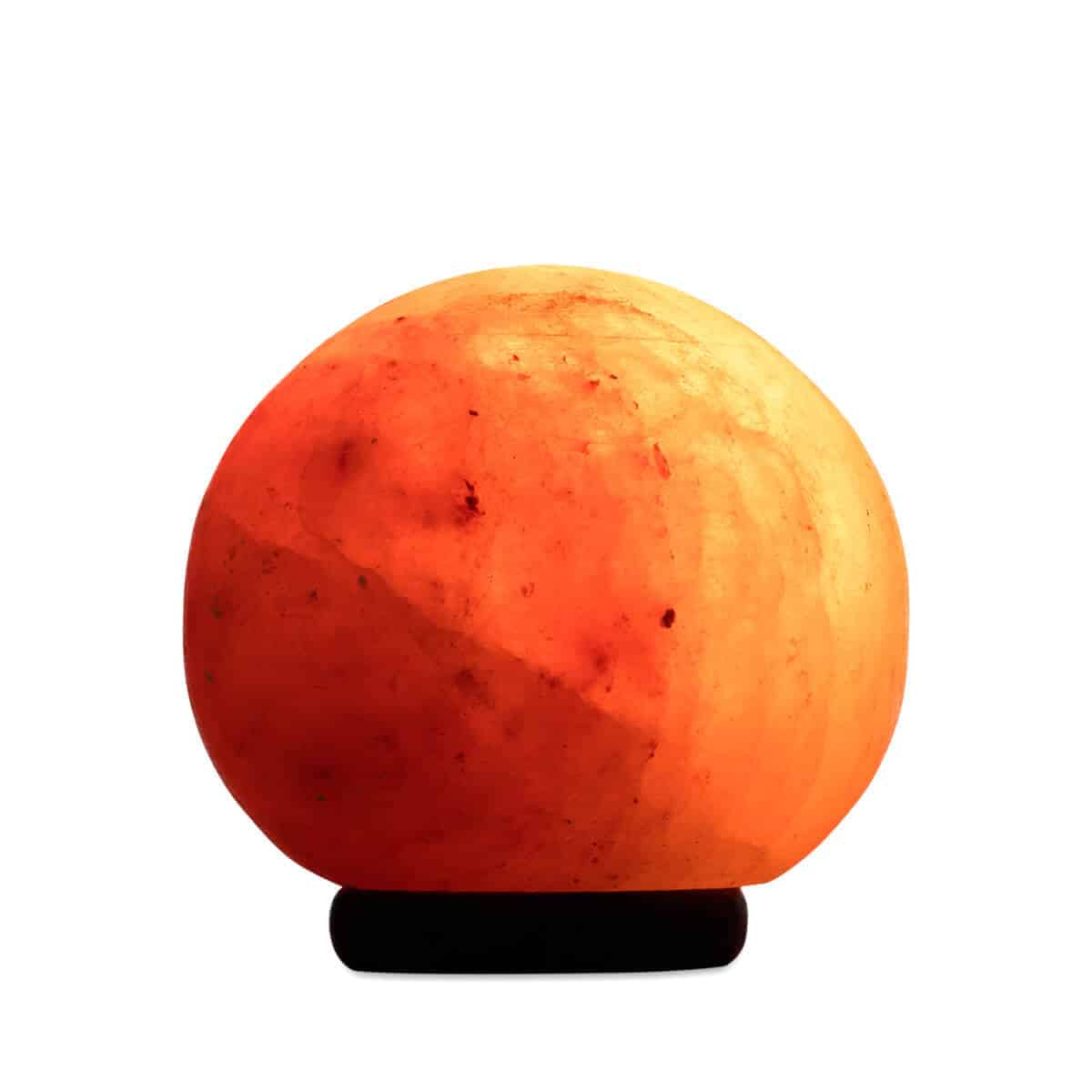 Sphere Crystal Salt Lamp