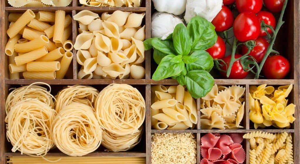 The Healthiest Pastas