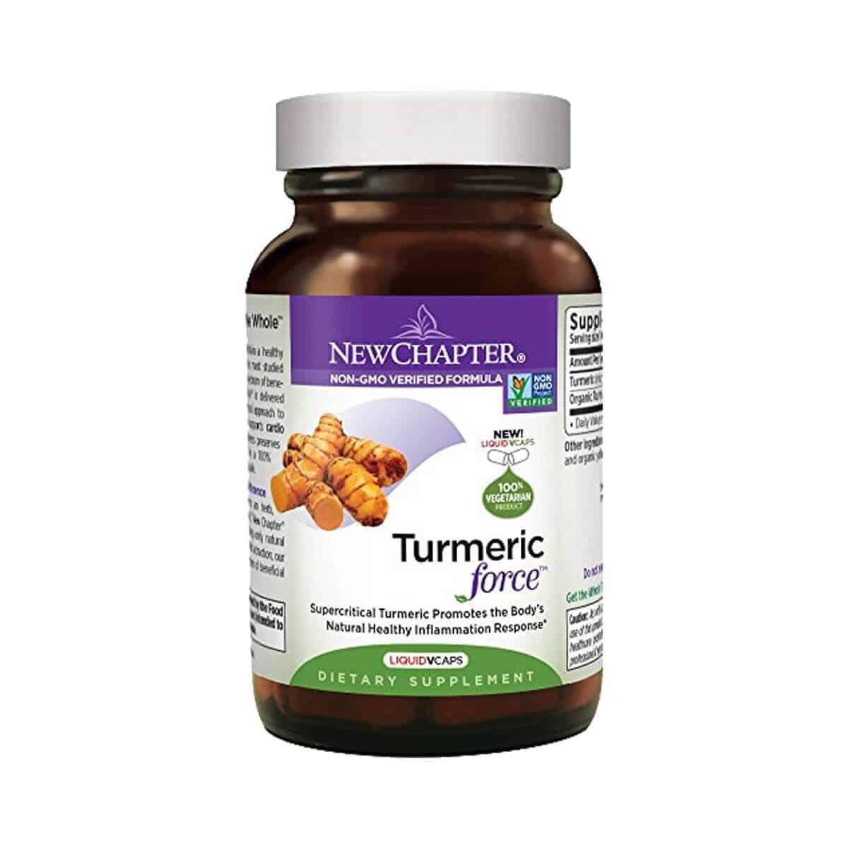 Turmeric Force Supplement
