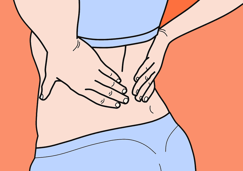back pain - joint pain