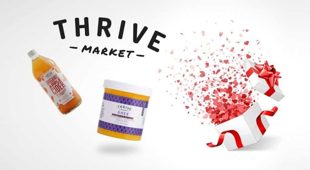 Thrive Market Coupon Code Hack