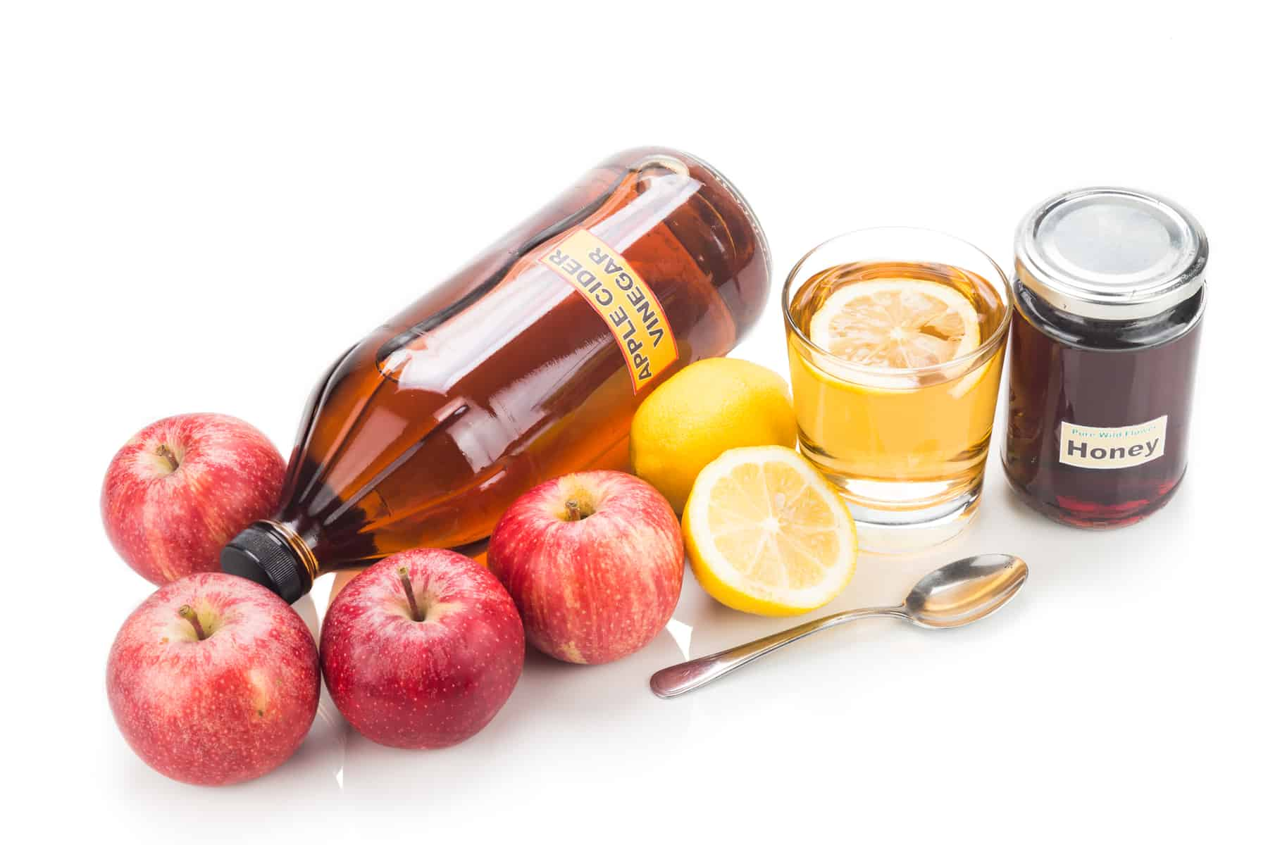 Can apple cider vinegar treat disease and illness