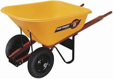 Ames True Temper Contractor Wheelbarrow
