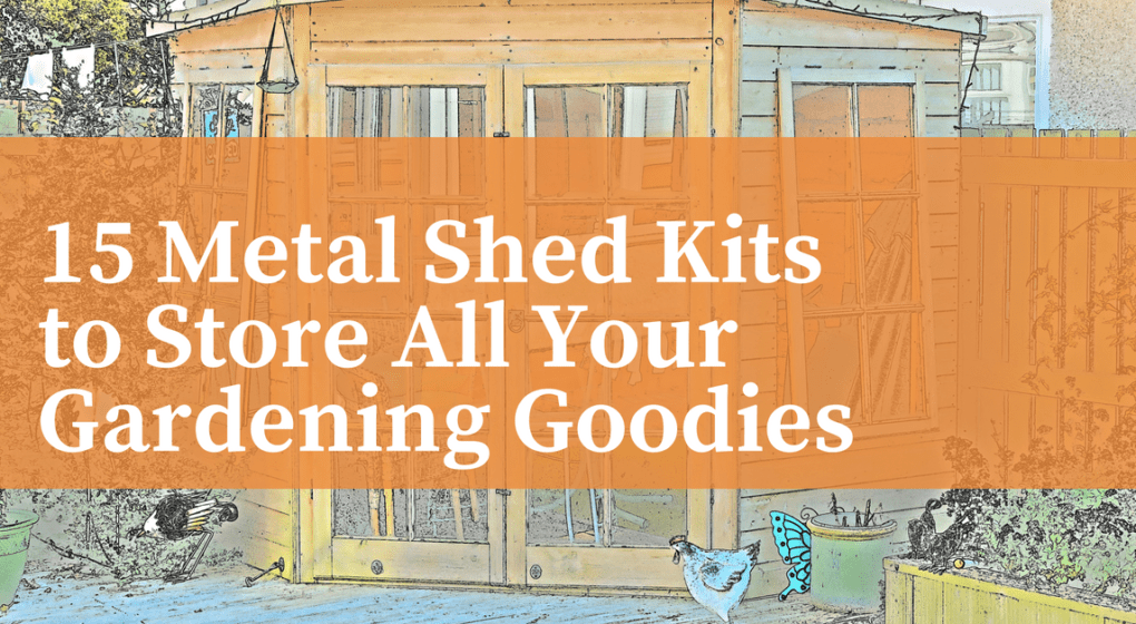 Metal Shed Kits