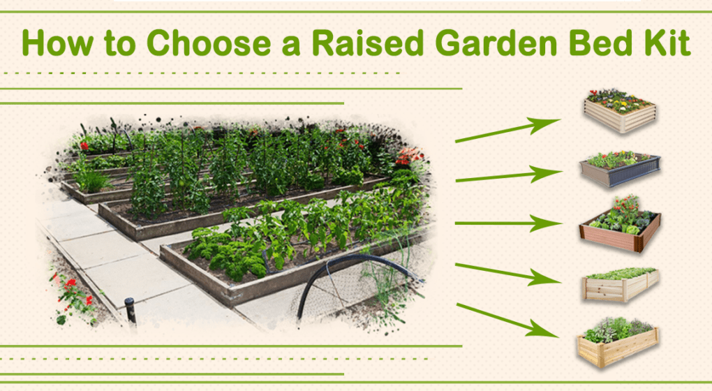 Best Raised Garden Bed Kit