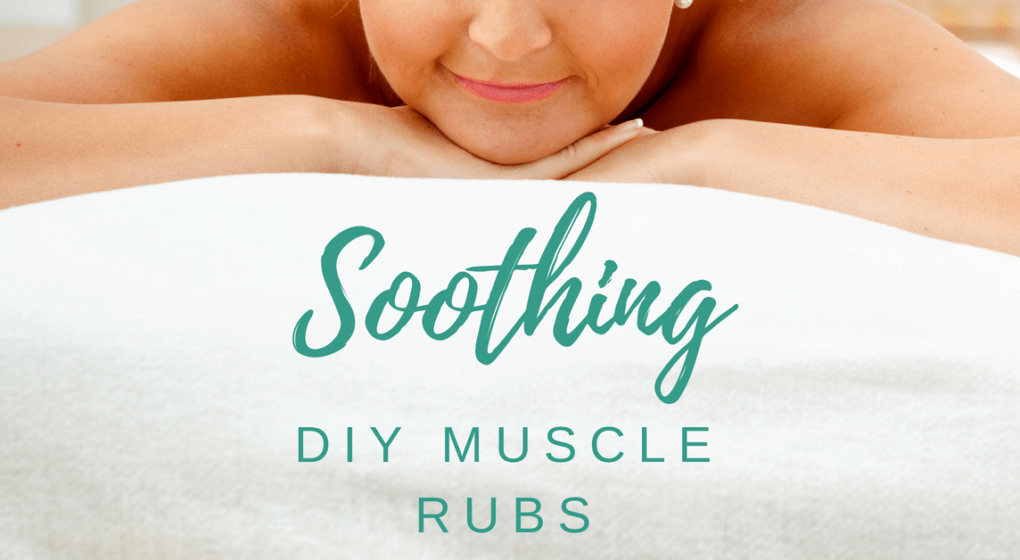 10 Soothing DIY Muscle Rubs