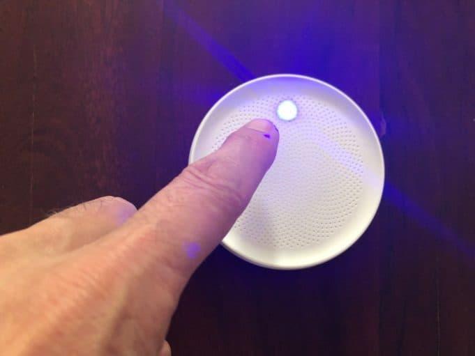 Dodow Sleep Tech Device