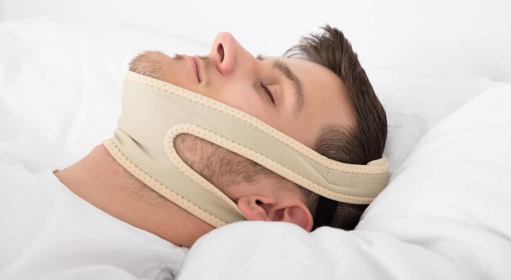 Choosing the Best Snoring Chin Strap