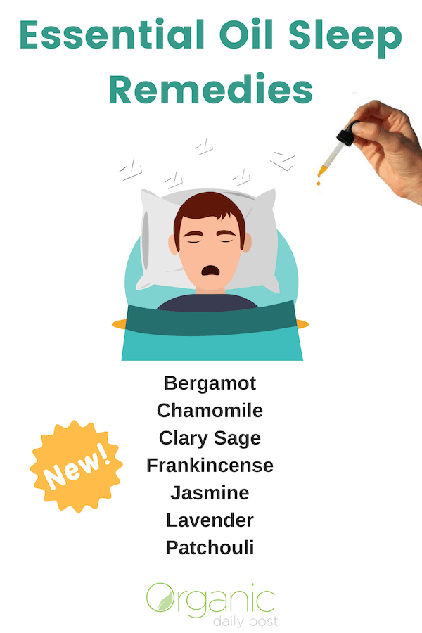 Home Remedies for Sleep Essential Oils