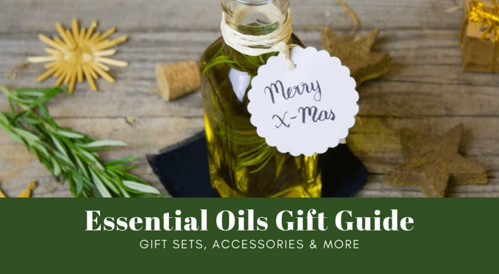 Essential Oil Gift Ideas