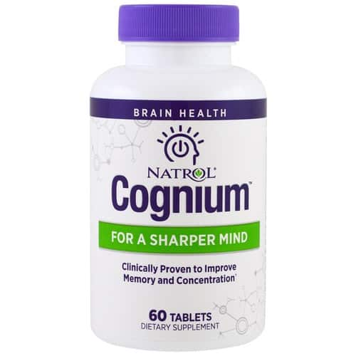 Cognium Brain Health Supplement
